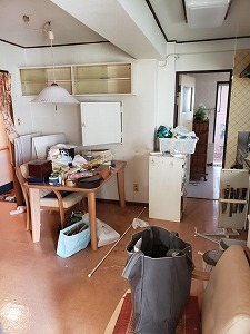 東京 内装解体 マンション